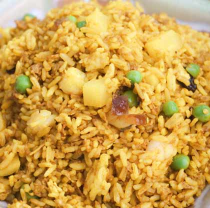 Post image for Resep Masakan Nasi Goreng Nenas