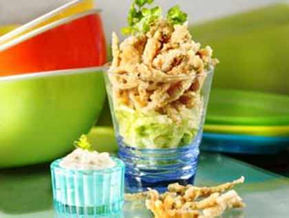 Post image for Resep Cemilan Teri Celup Mayonnaise