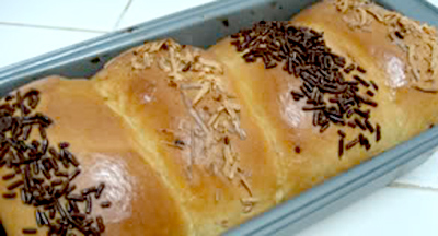 Post image for Resep Kue Roti Sobek Coklat Keju