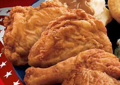 Bahan Membuat Ayam Goreng Kentucky Fried Chicken: