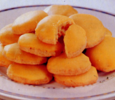 Post image for Resep Kue Kering Aroma Lemon